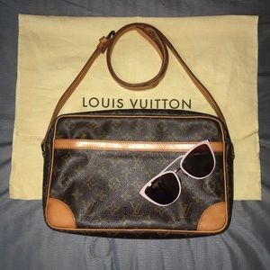 Louis Vuitton Trocadero 30